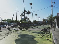 Great place in the summer to watch outdoor films!  silverlake // los angeles