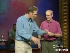 Whose Line: Improbable Mission 2  THE funniest thing I ever saw on that show.