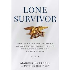 The Lone Survivor by Marcus Luttrell. So heartbreaking the sacrifice of others for our freedom  (January)