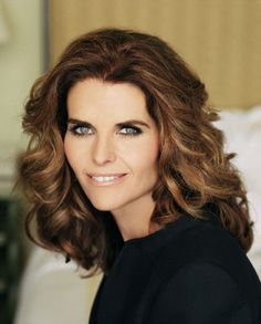 Summer Hair: Interview with Stephen Knoll | Visual Therapy - Maria Shriver