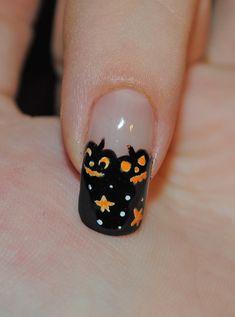 halloween pumpkins, nail art designs, nail arts, jack o lanterns, halloween ideas, halloween nail designs, halloween nail art, happy halloween, halloween nails