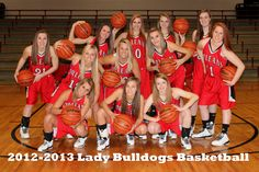girls basketball team pictures photography