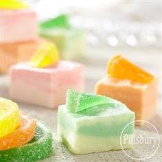 Foolproof Pink Lemonade Fudge from Pillsbury® Baking