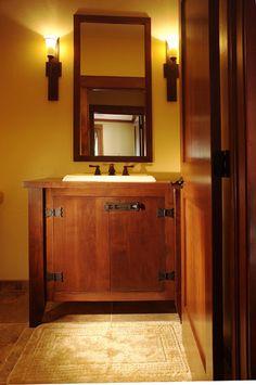 Powder Room Ideas On Pinterest Powder Room Vanity Powder Rooms And Towel Racks