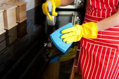 Spring cleaning! 5 rules for a germ-free household #spring #Reliv #cleaning