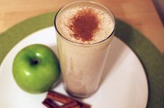 Cinnamon Apple Pie Smoothie Recipe: Protein-Packed Meal Replacement or Recovery Drink