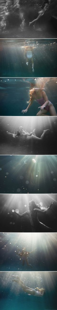 Summer Murdock Photography Salt Lake City Photographer Underwater Photography