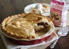Amazing Gluten Free Apple Pie | Bob's Red Mill  #GFPieCrust