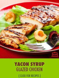 Dr Oz talked about the newest weight loss discovery, Yacon Syrup then shared some recipes to incoorperate it into your next meal! http://www.recapo.com/dr-oz/dr-oz-recipes/dr-oz-yacon-syrup-salad-dressing-glazed-chicken-caramel-corn/