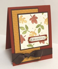Independent Stampin' Up Demonstrator