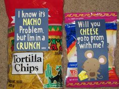25 creative ways to get asked to prom or homecoming / Alyce Paris Prom Dress Blog Lame haha