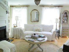 ❥ pretty living room