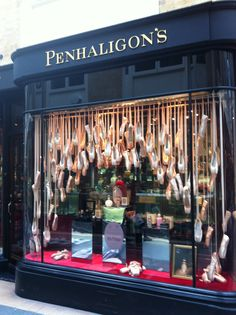 shop, storefront, ballet shoes