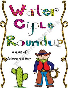 Water Cycle Roundup