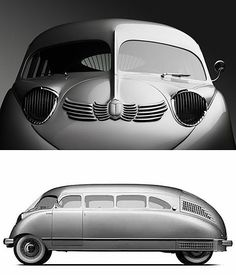 1936 Scout Scarab...now thats just plain cool