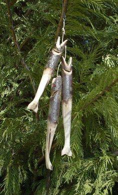 bridal ornament, fish ornament, tree ornament