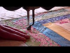 Butterclam Edge-to-Edge Range 2.5 Quilting