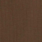 Mocha 2x1 Rib Hacci Fabric