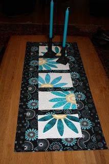 quilt table runners, tabl runner, quilted table runners, color combos, nissestien, daisi, tablerunner patterns, quilt placemat pattern, table runner patterns