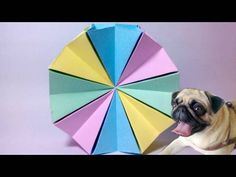 modular origami magic circle tutorial