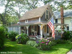 little houses, precious garden, cottage gardens, porch, little cottages