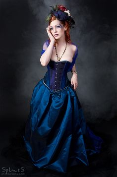 Steampunk #steampunk #fashion #costumes
