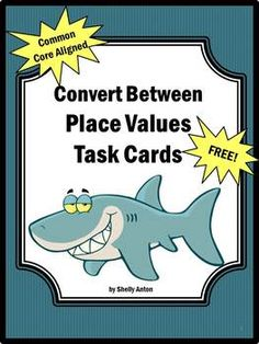 Place Value - free - oh yeah!