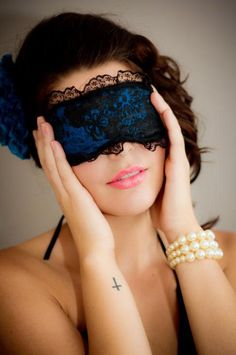 Sexy eye mask to help you sleep or have fun  by misslainius, $20.00