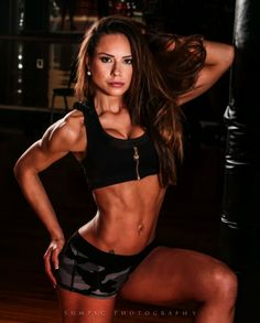 Nathalia Melo - Female Fitness