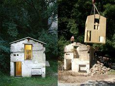 S(ch)austall - Fnp-Architekten