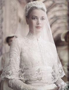 iconic women, wedding dressses, wedding veils, vintage weddings, dress wedding