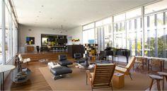 Oscar Niemeyer - Strick House #michaelboyd