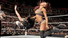Paige vs. Alicia Fox: photos | WWE.com