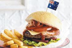 Classic hamburger by Matt Preston - Member recipe - Taste.com.au