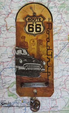 Sandy Diller: SA Road Trip stamp set http://sandydiller.blogspot.co.uk/2014/06/tag-friday-vintage-journey.html