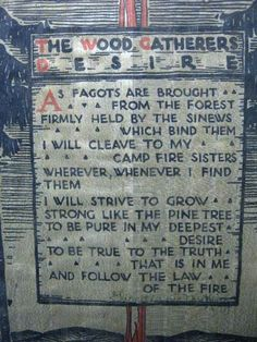 Wood Gatherers Desire