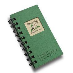 Geocaching Seek and Find Journal journal mini, find journal