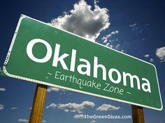 Is fracking causing Oklahoma Earthquakes?