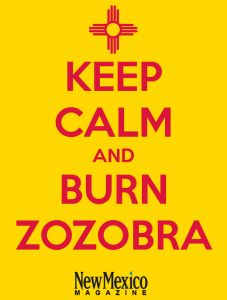 Burn Zozobra