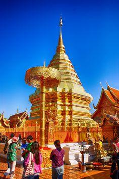 Doi Suthep Chiang Mai, Thailand