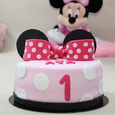 Gâteau thème Minnie