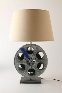 Film reel lamp <3