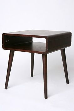 urban outfitters danish modern side table
