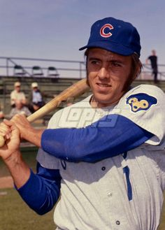 Rick Monday - Chicago Cubs