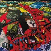 Star Wars No-sew blanket pattern