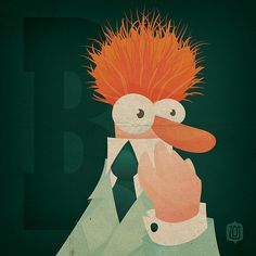 B is for Beaker by David Vordtriede
