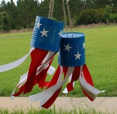 : 4th of July Windsocks Actual website. & directions