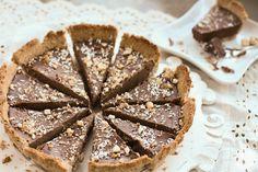 Chilled Chocolate Hazelnut Torte | Eat Chic Chicago