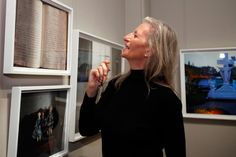 Annie Leibovitz opens new art show at Smithsonian American Art Museum in Washington