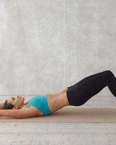 Crunches are not enough: Target your deep abdominal muscles & strengthen your insides: Abdominal Vacuum, Wholeliving.com #abworkout